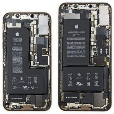 IPhone XS Max Component Costs Estimated at $443