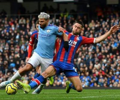 Guardiola's birthday ruined as Palace snatch point, Spurs' top-four bid dented
