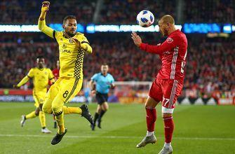 90 in 90: New York Red Bulls vs. Columbus Crew SC | Audi 2018 MLS Cup Playoffs