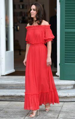 Just in Time for Wedding Season, 14 Dupes For Kate Middleton's Red Dress