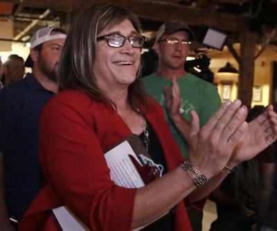 Transgender candidate makes history with Vermont primary win
