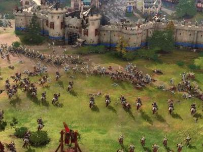 Age of Empires 4 gameplay trailer shows off beautiful medieval RTS warfare