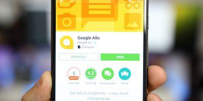 Allo 5.0 rolling out w/ Chrome Custom Tabs, selfie-generated sticker packs on the way