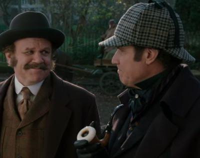 Watch First Official Trailer for Will Ferrell Comedy 'Holmes & Watson'