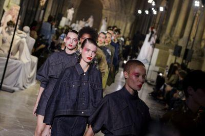 Kenzo to Combine Men's and Women's Runway Collections for Paris Couture Week