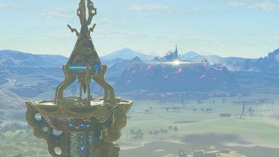 The Legend of Zelda: Breath of the Wild has at least two endings