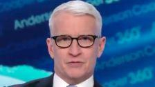 CNN's Anderson Cooper: Donald Trump Has 'Turned His Back' On The Constitution