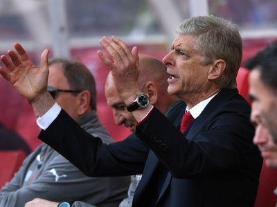 Wenger's future: Arsenal boss insists top four finish has no bearing on contract renewal