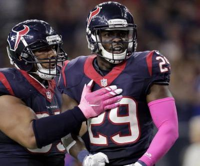 Texans safety Andre Hal diagnosed with cancer