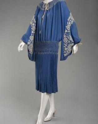 Fashionsfromhistory: Dress 1925 Philadelphia Museum of Art