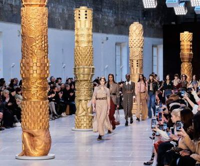 Chloé's Fall 2020 Collection Explores Femininity Through Art and Collaboration