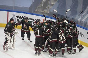Top players push Coyotes into next playoff round