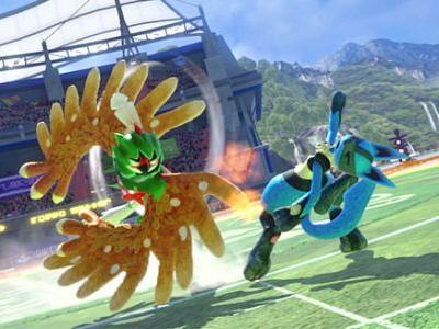 Pokken Tournament DX Gets Update Adding Video Recording