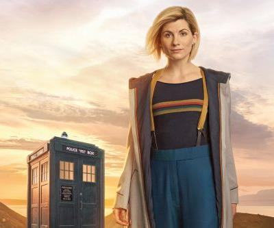 Your First Look At Jodie Whittaker's 'Doctor Who' Is Here
