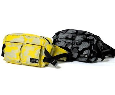 BAPE Teams up With PORTER on a Set of Reflective Waist Bags