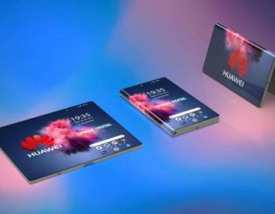 Huawei foldable phone renders hint at what's coming at MWC 2019