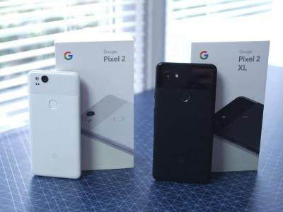 What's in the box with the Pixel 2 and Pixel 2 XL?