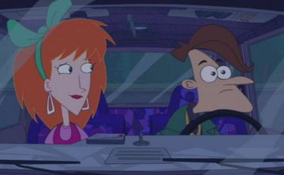 Is Doofenshmirtz Phineas's real father?