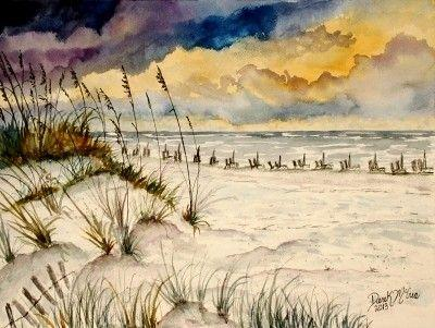 Destin-beach-painting