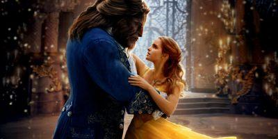New Beauty and the Beast Poster Dances the Night Away