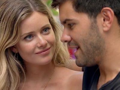 Dylan Barbour Told GF Hannah Godwin He's In Love With Her on 'BIP' and We're Swooning