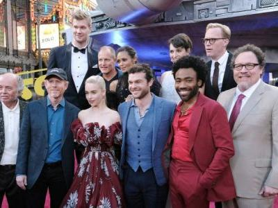 Over 90 Red Carpet Photos from the Solo World Premiere!