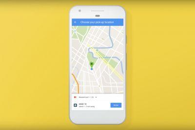 Google Maps now lets you get an Uber without leaving the app