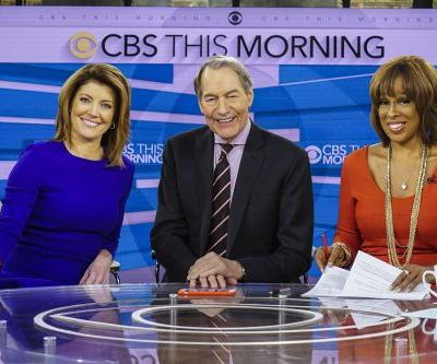 Charlie Rose suspended from 'CBS This Morning'