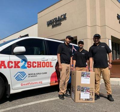 Wayback Burgers Hits the $300k Mark for Boys & Girls Clubs of America