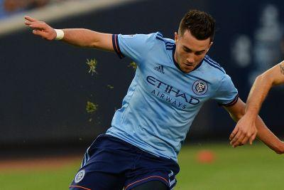NYCFC goes into Red Bulls' home and makes a statement