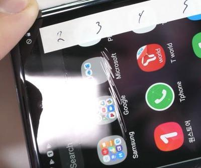 Galaxy Z Flip durability test calls Samsung's Ultra Thin 'Glass' into question