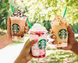 Starbucks Just Released a New Strawberry Frappuccino, and Holy Pink, It's SO Pretty!