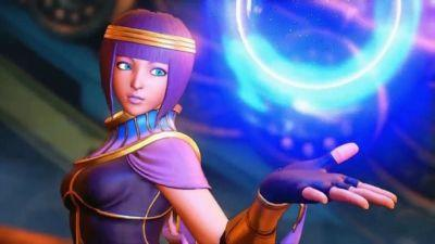 Orb-Wielding Fortune Teller Menat Is Street Fighter V's Next Character