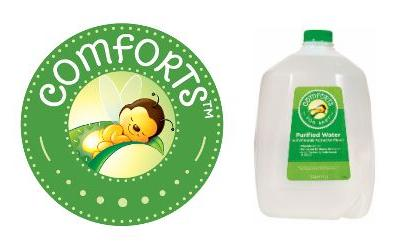 Kroger recalls 'Comforts For Baby' water because of mold