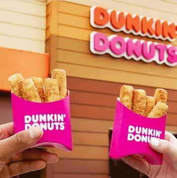 How To Get Free Dunkin' Donut Fries On National French Fry Day For A Sweet Snack