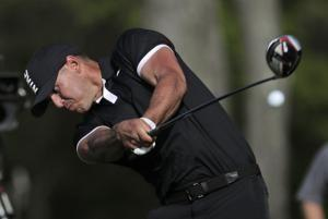 Koepka closing in on elite company at PGA Championship