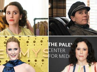 'The Marvelous Mrs. Maisel' Cast Looks So Different IRL - See Their On-Screen Transformation