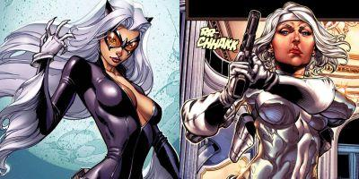 Black Cat/Silver Sable Movie Gets a Director & Title