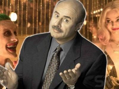 Dr. Phil May Cameo in the Harley Quinn & Joker Spinoff Movie