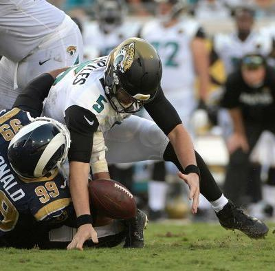 Eagles' Cox, Rams' Donald are among NFL's best on D-line