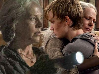 Walking Dead Reminds Carol That All 5 Of Her Children Are Dead