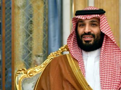 Saudi's crown prince warned oil prices could go 'unimaginably high' unless 'firm action' is taken on Iran