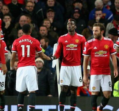 Man Utd on best league home streak since Sir Alex was in charge