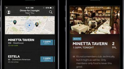 Reservations App Resy Gets a Big Investment From Airbnb