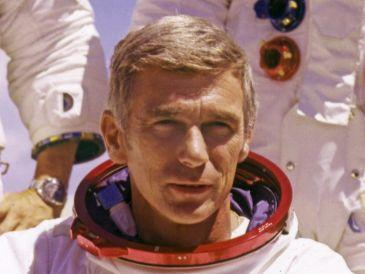 Former astronaut Gene Cernan, the last person to walk on the moon, dead at 82