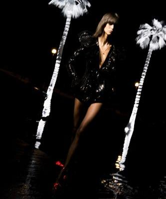 Saint Laurent: Ready-to-Wear SS19