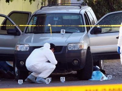 Someone threw 2 grenades at a US consulate in Mexico, and the FBI is offering a $20,000 reward for information about it