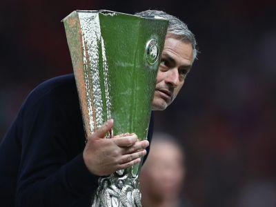 Mourinho makes history at Man Utd after Europa League final win over Ajax