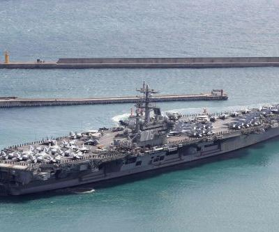 Navy says aircraft carrying 11 passengers, crew crashes into Pacific