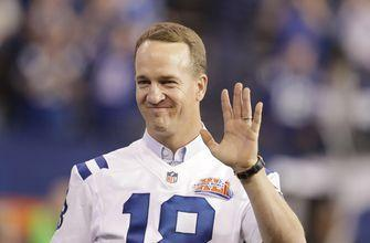 Peyton Manning to lead field to green flag at Daytona 500